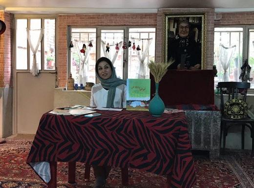 گفتگو با خانم طاهره ایبد، نویسنده