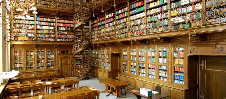 تجربه کتابداری از مونیخ در شرایط کرونا