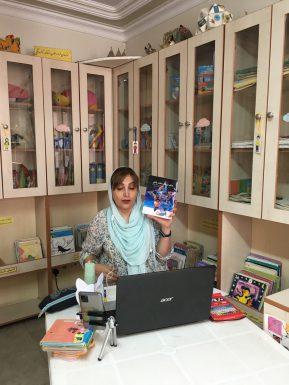 کارگاه های مادرو کودک خانم حبیب نژاد